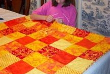 Quilts with Daisy! / by Amanda Whitcomb