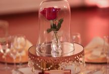 Wedding: Tale as Old as Time - Beauty & the Beast / Michelle's Fairytale Wedding