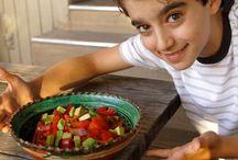 Awatea-Kids love to cook / Learning with Nan Nan