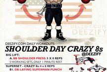 Bodybuilding Shoulder