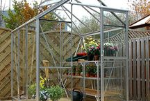 Aluminium Greenhouses / Our range of aluminium greenhouses, in all shapes and sizes!!
