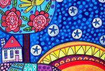folk painting