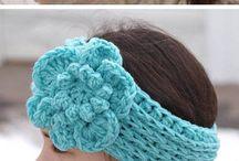 Crochet Headbands / by Jeannette Coffey