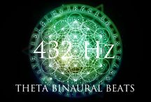 Videoes: Binaural Beats / Binaural Beats, 432Hz/528Hz Music, Theta, Alpha, Delta