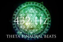 Videoes: Binaural Beats / Binaural Beats, 432Hz/528Hz Music, Theta, Alpha, Delta