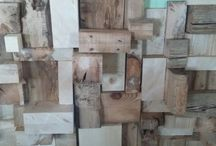 mosaïque vieux bois