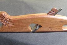 Wooden Handplanes
