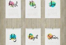 calendarios/organizadores