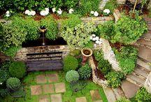 Beautiful Garden Design Inspiration / UK garden design.
