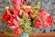 Wedding floral  / by Becky Brock