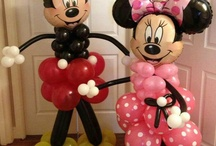 Mickey mouse club house 1st birthday