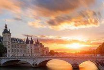 Paris France / by Floyd Frisch
