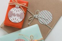 Gift Wrapping & Labels | Christmas
