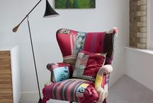 Patchwork furniture & other fab stuff