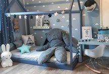 kids bedroom idea's