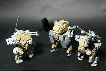 Mechy i cyborgi / mechy mechy tylko mechy :D no i cyborgi etc.