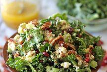 recipes {salads}