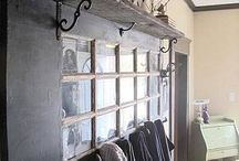 re use old doors