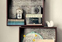 DIY dekoracje pokoje