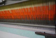 Production Verilin / Production of authentic Belgian home textiles.