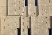 Facades - vertical lines