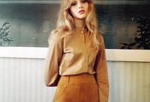 70's Trend - Spring 2015 / In Spring 2015 it is all about 70's fashion but updated for today. This board brings together inspiration and ideas to keep the look current and not like fancy dress.