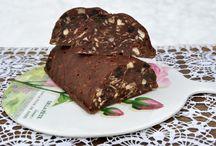Nepečené - čokoláda