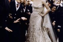 WEDDING FASHION / wedding inspired editorials