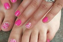 Jamberry Nails / Jamberry is heat-activated, vinyl nail wraps that come in 200+ styles. Each sheet provides enough wraps for 2 manis, 2 pedis, and a couple accent nails. The wraps last up to 2 weeks on hands and 6 weeks on toes. And best of all, the wraps are ALWAYS buy 3 get 1 free! For more information, visit katiegabriele.jamberry.com