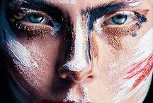 Makeup / Inspiracje