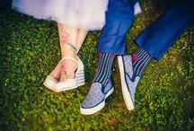 Kamila & Petr / Barevná svatba / Colourfull wedding