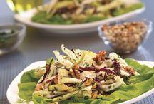 Cevizli Salatalar / Salads