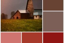 Color Schemes / by Breann Mejias