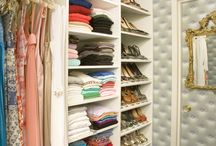 ROOM: Closet / Your closet is part of your home too. And why shouldn't it be beautiful. This board is devoted to beautiful (and functional) closets for your home.  / by Home Decor Inspiration by Carpet One