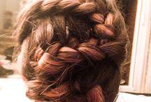 <<Pelos y pelados>> / Looks de peinados y cortes de pelo.