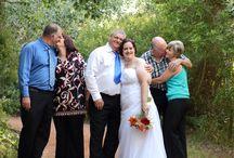 Wedding photography / Images of wedding photos I have done