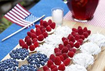 Fourth Of July Fun / Fun 4th of July ideas! / by Brittany Stevens