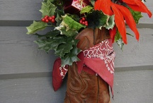 Cowboy Country Christmas / Western Ways to enjoy Christmas