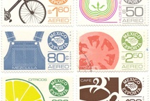 Graphic Design: Stamps