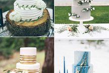 bolos casamento 2017