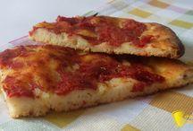 Pizza & crescenta senza glutine