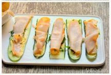 cucumbers roll up