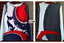 Camisetas de diseño / Camisetas de diseño de edición limitada. Si te interesa, pregunta sin compromiso en talentox2@hotmail.com, o puedes visitarme en www.talentox2.es