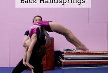Kit's Coaching / Gymnastics training