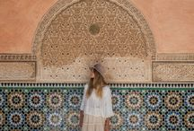 MOROCCO / just sharing some inspo. Kate