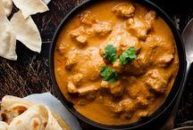 ''Poulet'' au beurre & recettes Indiennes   PHOTOGRAPHIE CULINAIRE