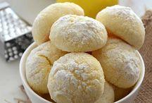 Limon lu kurabiye