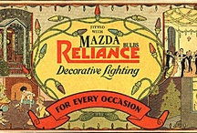 Lighting / The entire reason that The Golden Glow organization was formed, that magical light cast by glowing vintage and antique bulbs