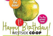 Westside Birthday Bash / Come Celebrate the Westside Locations 1st birthday! / by La Montañita Co-op