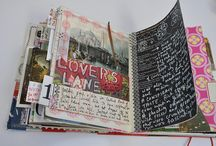 Art Journals & Mixed Media